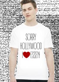 Sorry Hollywood I Love Essen (t-shirt) ciemna grafika