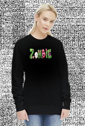 Damska Zombie Czarna