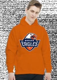 Bluza WE męska pomarańczowa