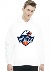 Bluza WE męska biała