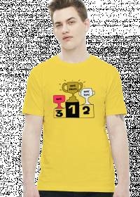 Work Smart Not Hard v5 (t-shirt) ciemna grafika