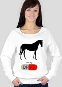 Horses bluza damska