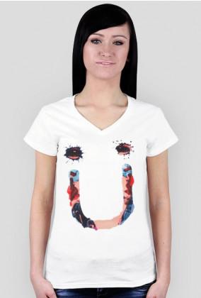 Justin Bieber x Jack Ü T-Shirt GIRL 3