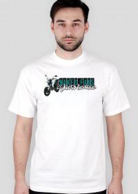 T-shirt dla motocyklisty - NAKED FANS - Skierniewice