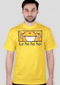 ło ho ho ho - żółty