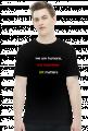 T-shirt UX matters