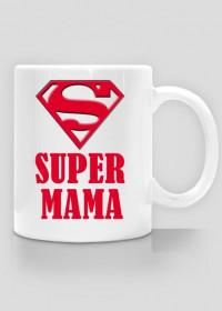 Kubek Mamy Super Mama Dzień Matki