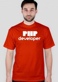 Koszulka PHP developer