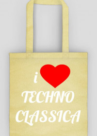i Love Techno Classica (bag) light image