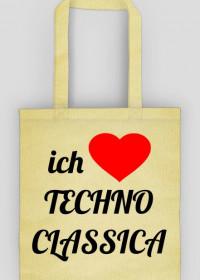 ich Liebe Techno Classica (bag) dark image