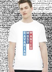 Bavarian Most Wanted (t-shirt)