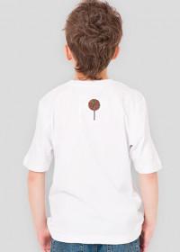 Koszulka Biała dla dziecka