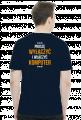 Koszulka dwustronna - Dziwne u mnie działa, proszę wyłączyć i włączyć komputer - koszulki informatyczne, koszulki dla programisty i informatyka - dziwneumniedziala.cupsell.pl