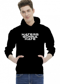 Haters gonna hate (hoodie) light image