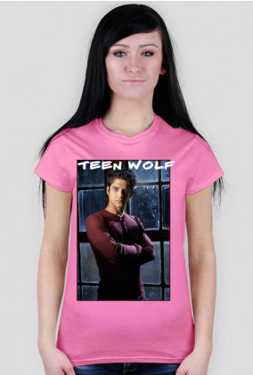 Teen Wolf Scot Z