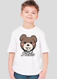 "Koszulka dziecięca ""Miś Poluś"""