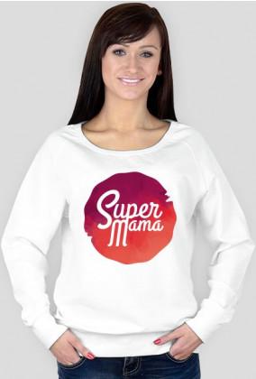 SUPER MAMA X BLUZA