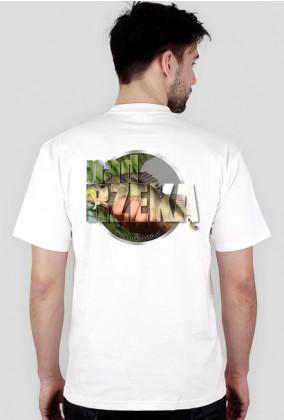 Koszulka męska NAD RZEKĄ
