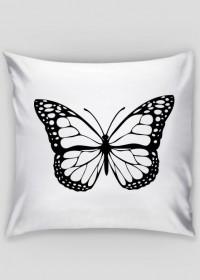poszewka motyl