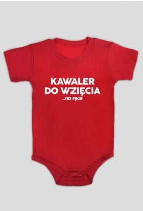 Kawaler do wzięcia (body niemowlęce) jasna grafika