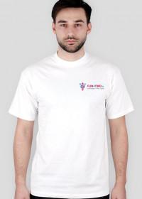 T-shirt FUN4TWO Logo WHITE