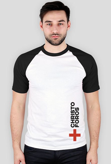 Christoforos Logo Pro - t-shirt męski