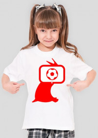 kozioł kibicownik - girl