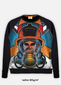Firefighter v5 - bluza damska