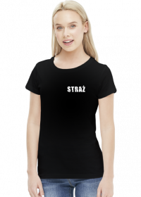 Bogu na chwałę - koszulka damska