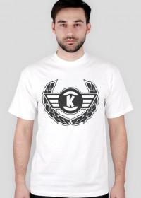 Biała koszulka KS Kolejarz