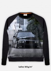 BLUZA DAMSKA BMW FULL PRINT