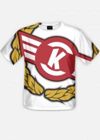 Koszulka sublimowana KS Kolejarz