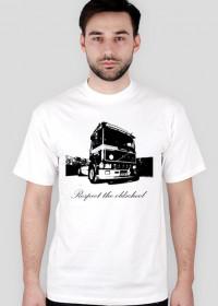 Respect the oldschool - Volvo T-Shirt