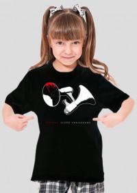 Koszulka dziewczęca
