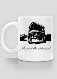 Respect the oldschool - Volvo Kubek