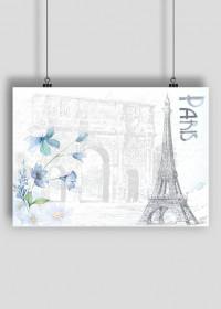 """""""Paris in blue"""""""