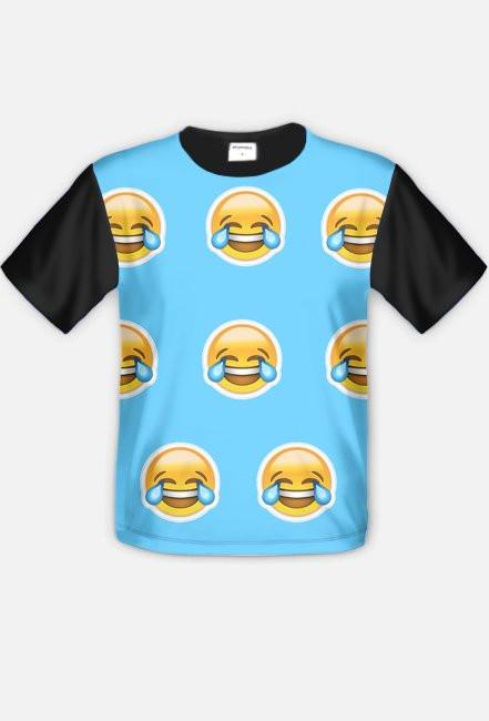 Koszulka śmieszki - męska