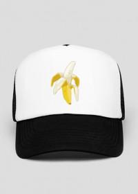czapka z daszkiem BANAN