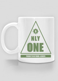 only one cup