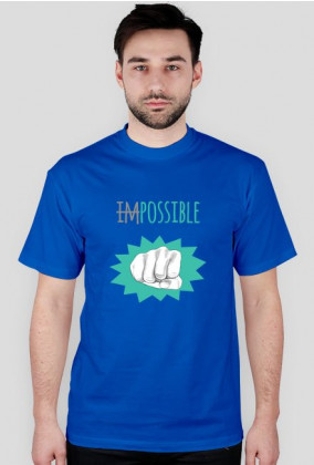 Impossible - t-shirt męski