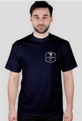 "T-Shirt (nadruk ""na kieszonce"")"