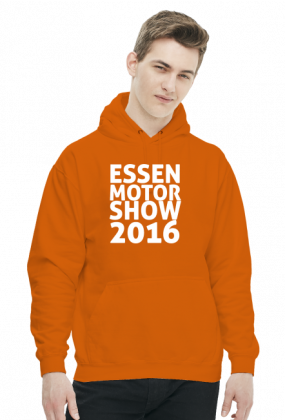 Essen Motor Show 2016 v2 (bluza z kapturem) jasna grafika