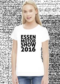 Essen Motor Show 2016 v2 (bluzka damska) ciemna grafika