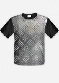 Koszulka metalowa full print