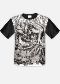 Czupakabra - koszulka fullprint