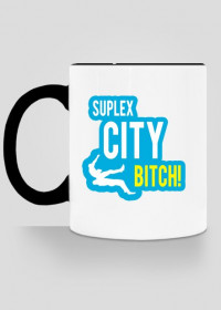 SUPLEX CITY BITCH - KUBEK BY WRESTLEHAWK