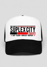 SUPLEX CITY BITCH - CZAPKA BY WRESTLEHAWK