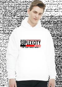 SUPLEX CITY BITCH - BLUZA BY WRESTLEHAWK