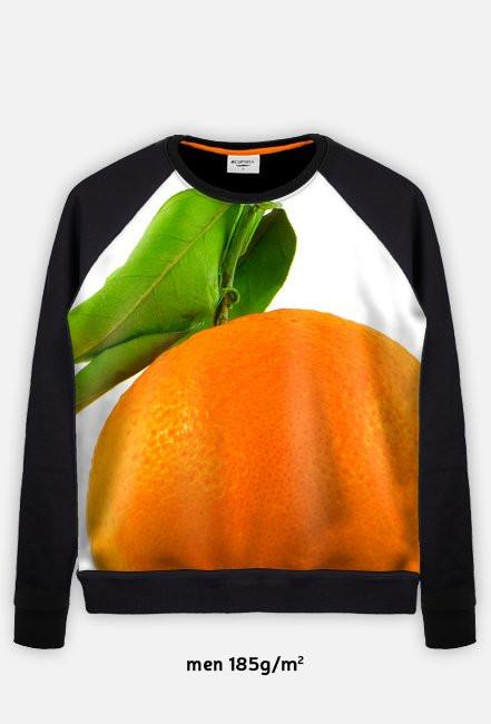 Bluza męska Pomarańcza