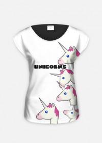 Koszulka Unicorns Girls